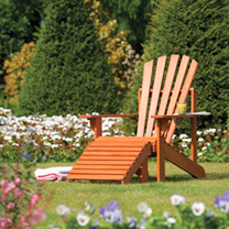Image of Adirondack Chair