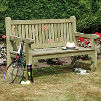 Softwood Bench