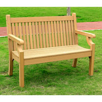 Seaton 2 Seater Zero Maintenance Bench