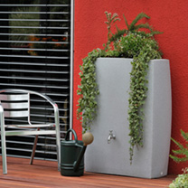 Image of Noblesse Water Tank - Granite 275 Litre