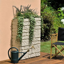 Maurano Water Tank - Sandstone 300 Litre