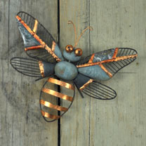 Decorative Wall Bee