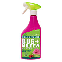 Bug & Mildew Control (Twin Pack)