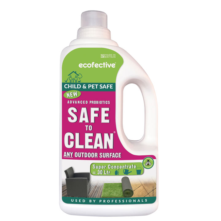 Safe to Clean®