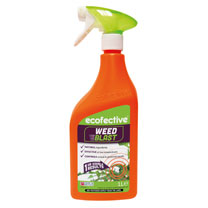 Weed Blast Ecofective - Ready To Use 1 Litre (2 Bottles)