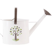Botanical Watering Can