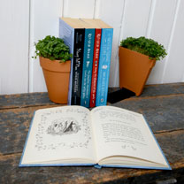 Image of Plant Pot Bookends