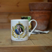 Harry & Meghan Royal Wedding Mug