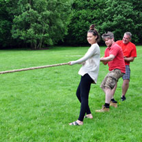 Image of Tug of War Rope Game Set