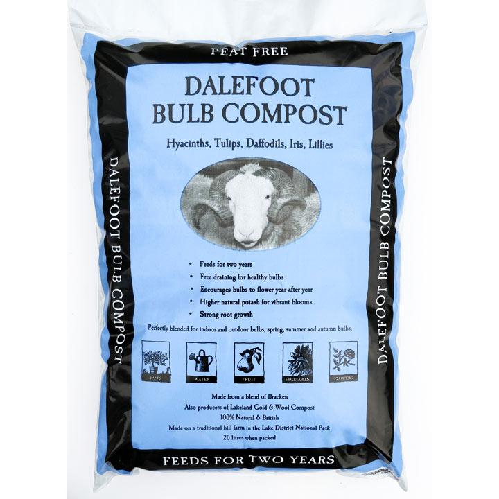 Bulb Compost (20 Litres) - 3 Bags
