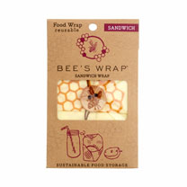 Image of Bees Wrap Beeswax Cloth - Zero Plastic Clingfilm