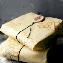Bees Wrap Beeswax Cloth - Zero Plastic Clingfilm