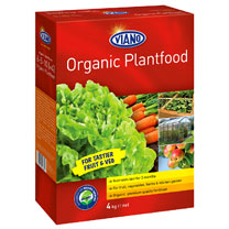 Organic Based Plant Food - 4kg