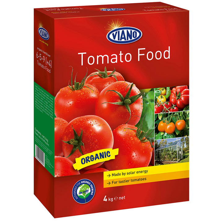 Viano Organic Tomato Food - 4kg
