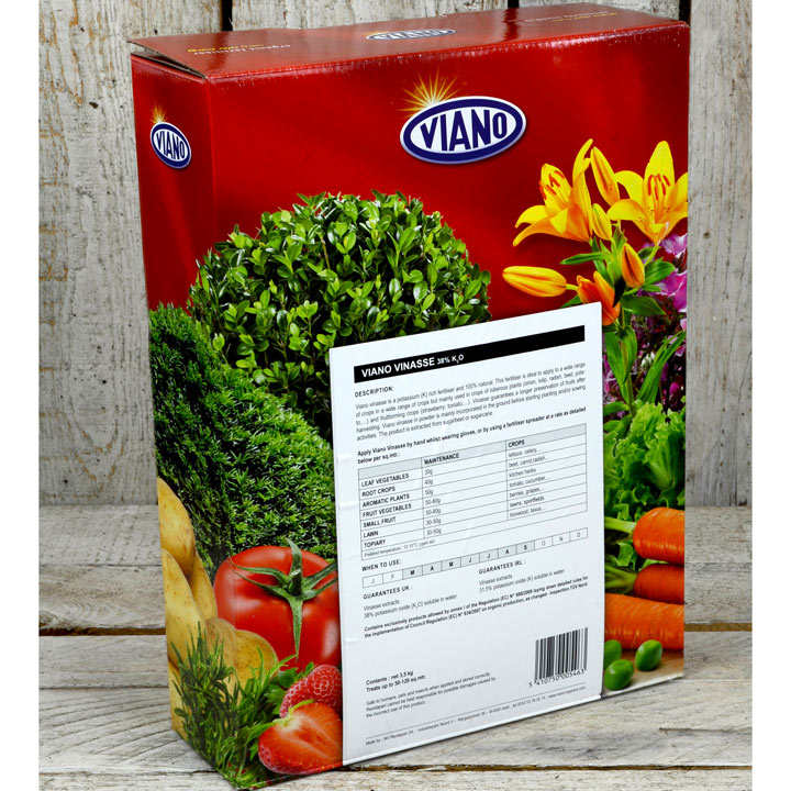 Garden Potash - 3.5kg