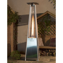 Tahiti 13kW Flame Heater
