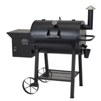 Big Horn Pellet Grill and BBQ Smoker