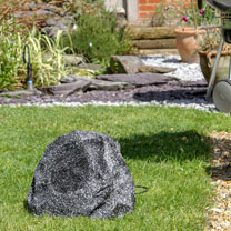 All-in-One Bluetooth Garden Rock Speaker