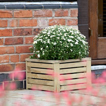 Garden Creations Square Planter