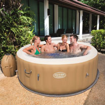Palm Springs Lay-Z-Spa (4-6 adult capacity)