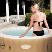 Palm Springs Lay-Z-Spa (4-6 adult capacity)