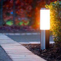 Stainless Steel Bollard Light