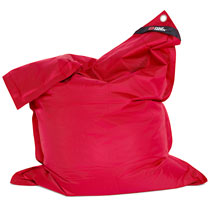 The Daddy Bean Bag - Ruby Red