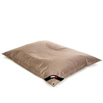 The Daddy Bean Bag - Taupe/Mocha