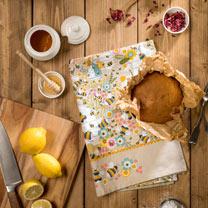Beekeeper Textiles Offer - Apron, Tea Towels, Oven Glove