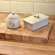Busy Bee Offer - Butter Dish, Honey Pot, Jug