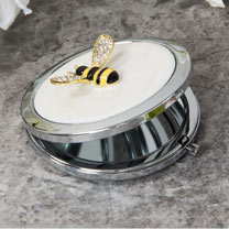 Image of Bee Compact Mirror