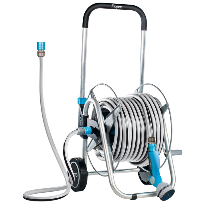 Professional Hose and Cart System 30m