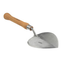 Planting Trowel Old Dutch Style - 22cm Cherry Handle