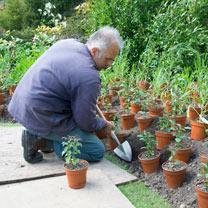 Great Dixter Planting Spade