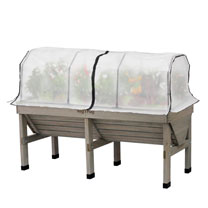 VegTrugs Home Farm Kit - 1.8m with Frame and Cover