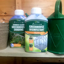 Greenhouse Disinfectant and Shade Combo Pack