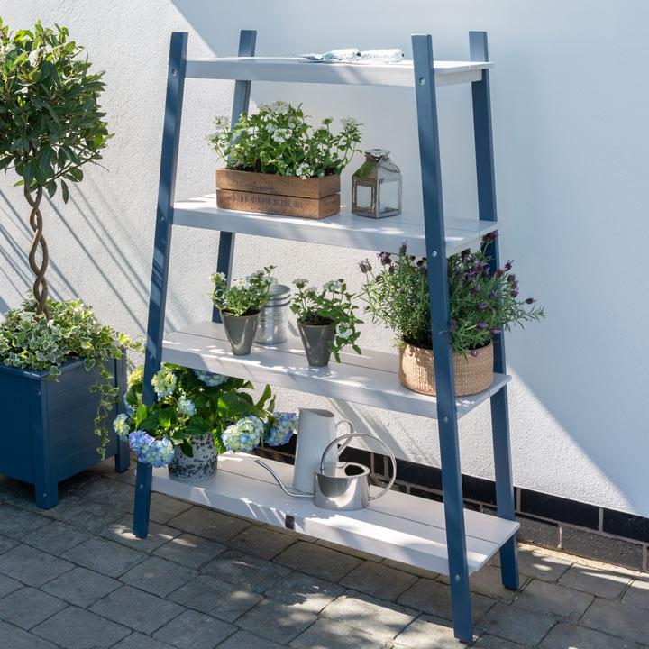 Galaxy Plant Shelf