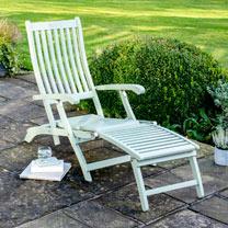 RHS Rosemoor Steamer Chair