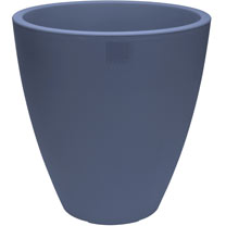 Swap Top Large Flower Pot - 39cm Blue