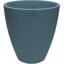 Swap Top Medium Flower Pot - 27.5cm Green