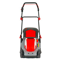 "Cobra Electric 17"" Lawnmower with Rear Roller"