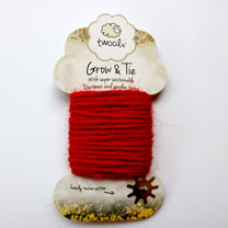 Twool Grow & Tie - Red