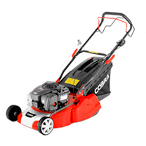 "Cobra 16"" Petrol Powered Rear Roller Lawnmower B&S"