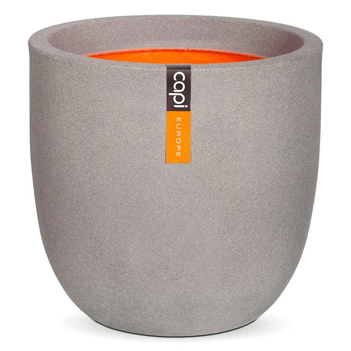 Tutch Pot Ball Planter - 35 x 34cm Grey