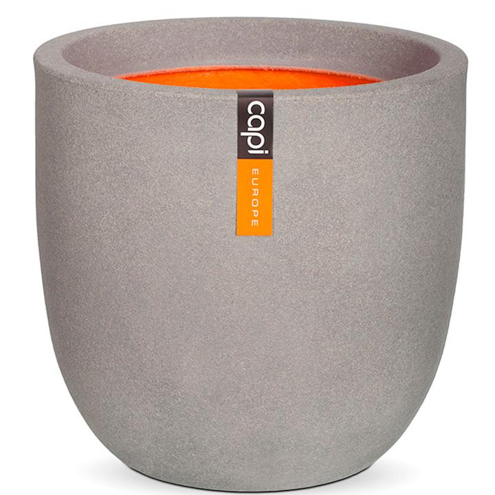 Tutch Pot Ball Planter - 54 x 52cm Grey