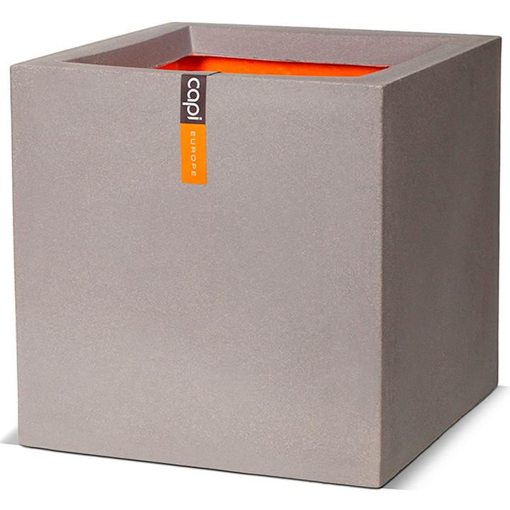 Tutch Square Planter - 30cm Grey