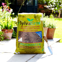 RHS SylvaGrow Multipurpose Compost with added John Innes
