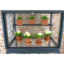 City Growhouse - Anthracite Finish