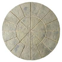 Minster Circle Kit - 1.8m Rustic Sage