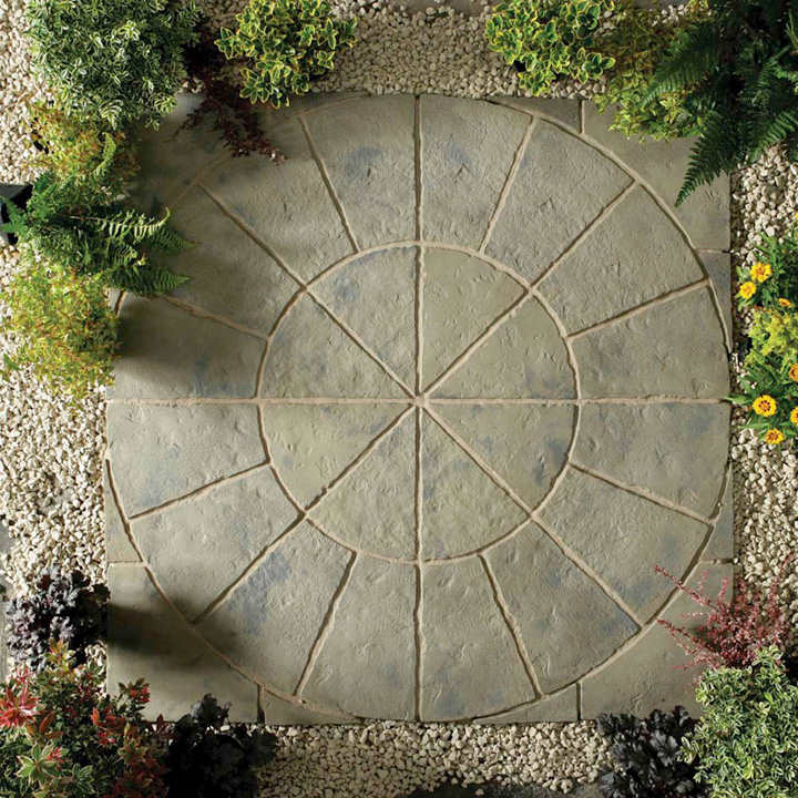 Minster Circle Squaring Off Kit - 1.8m Rustic Sage